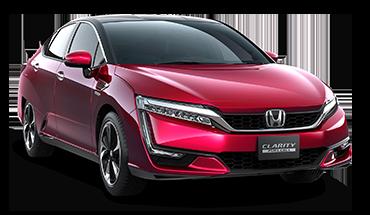 Red Honda Clarity Car Min 1